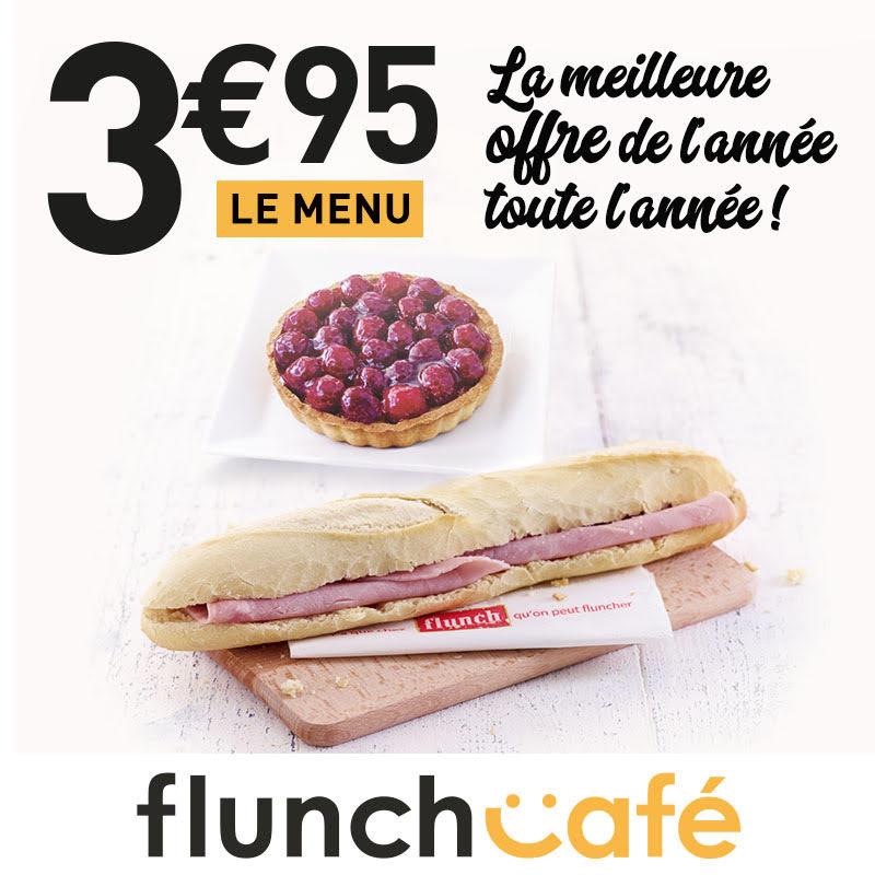 flunch café soldes