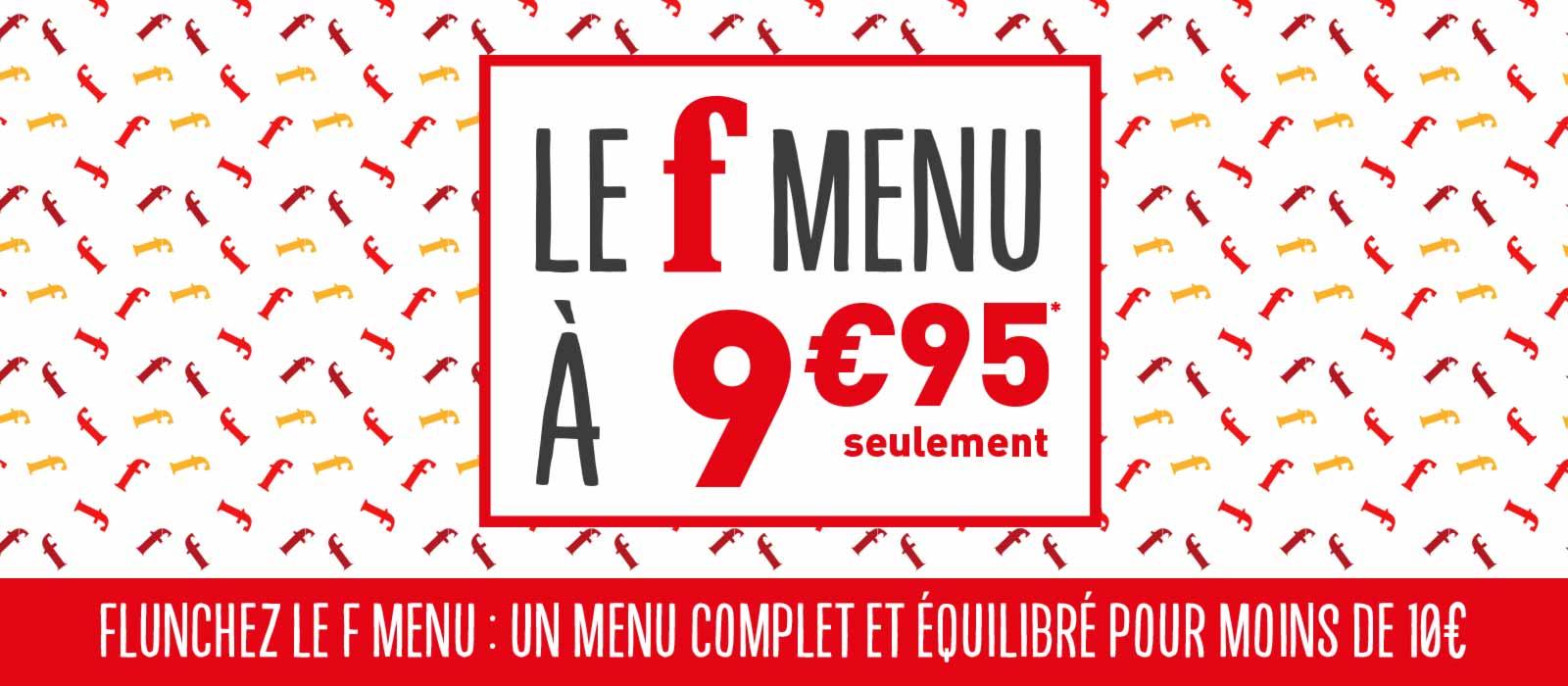 f menu