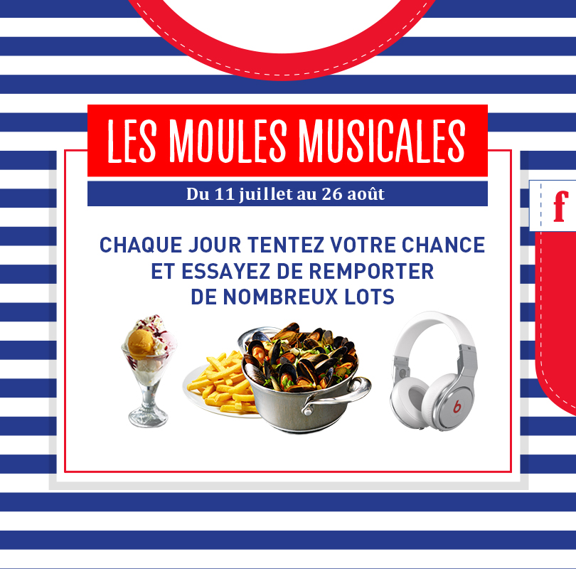 Moules musicales