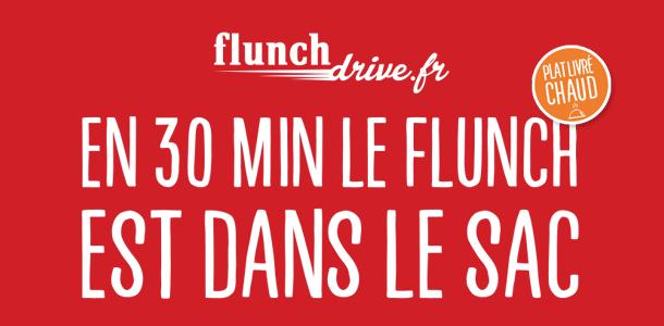 flunch drive, emportez vos plats chauds chez vous