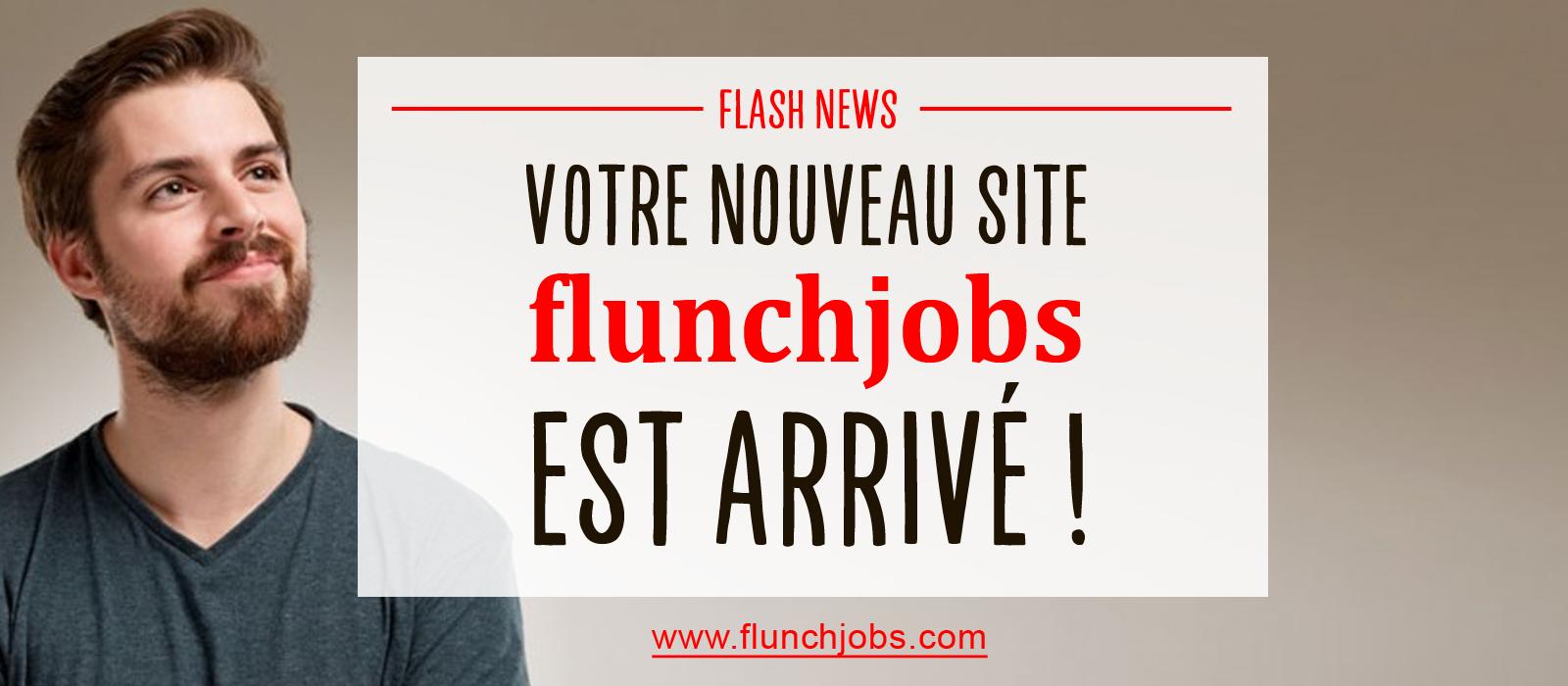 site de recrutement flunchjobs