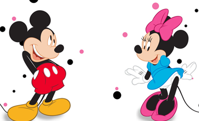 Mickey et minnie font fluncher ton menu en octobre flunch blog - Mickey minnie amoureux ...