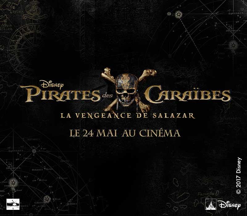 pirates des caraibes la vengeance de salazar un film disney