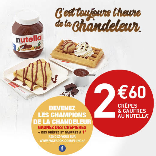 chandeleur flunch
