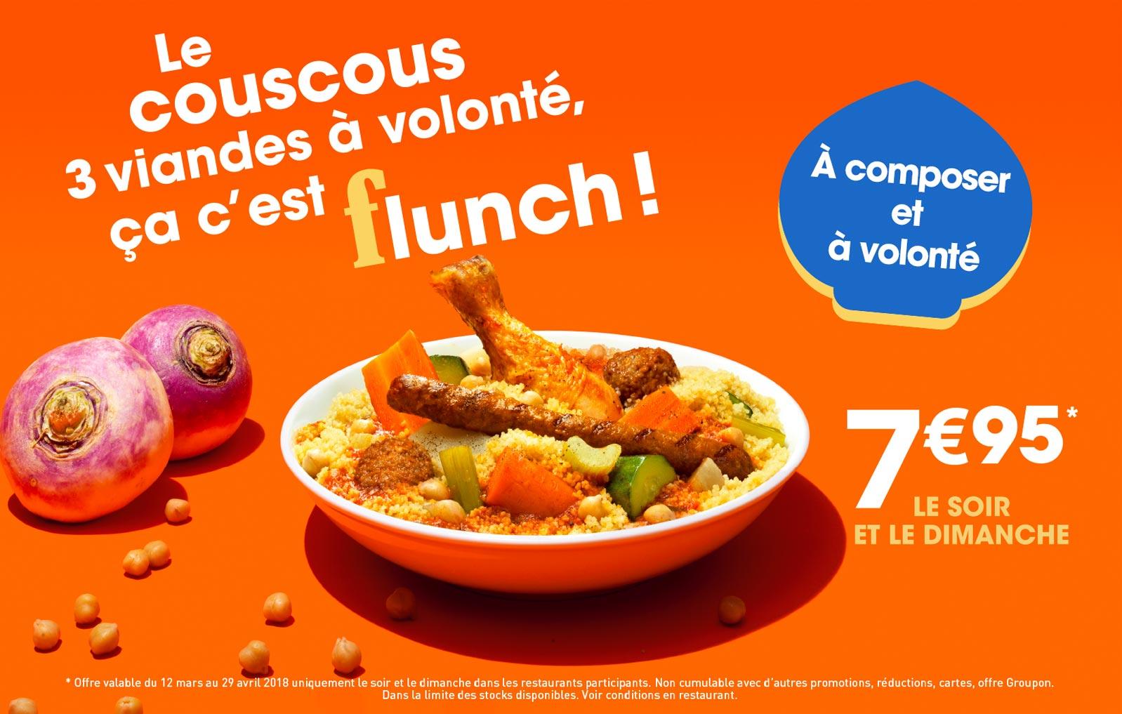 couscous flunch