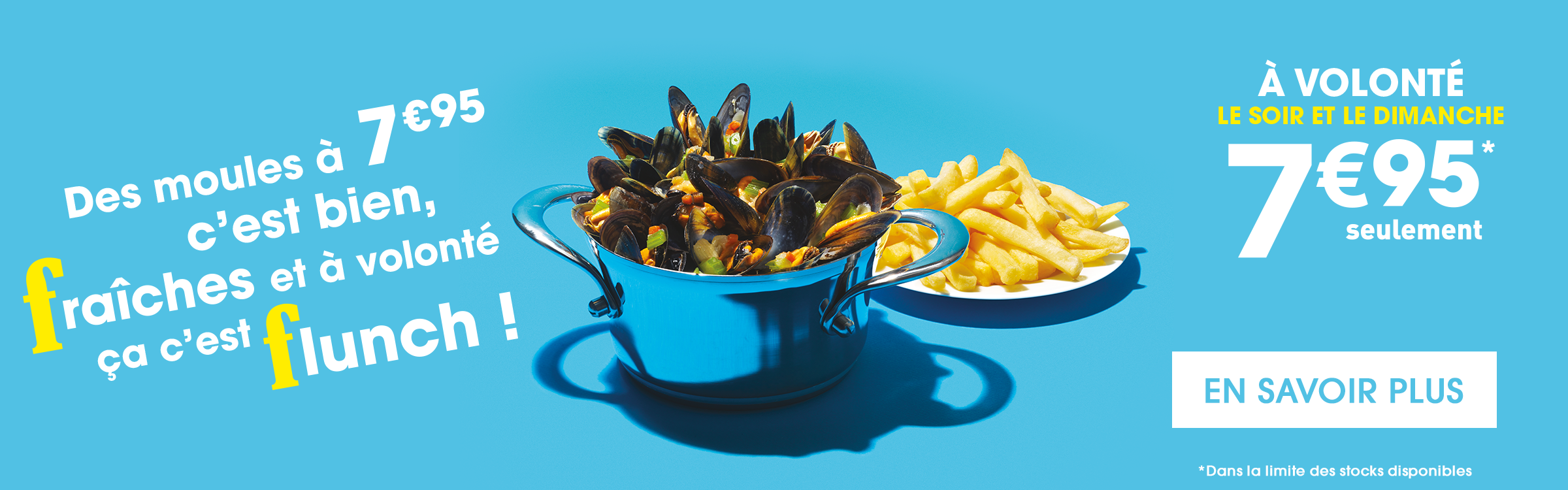 moules flunch