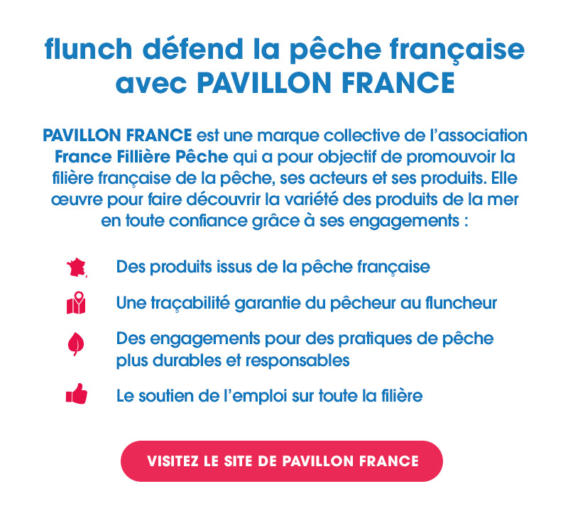 flunch pavillon france