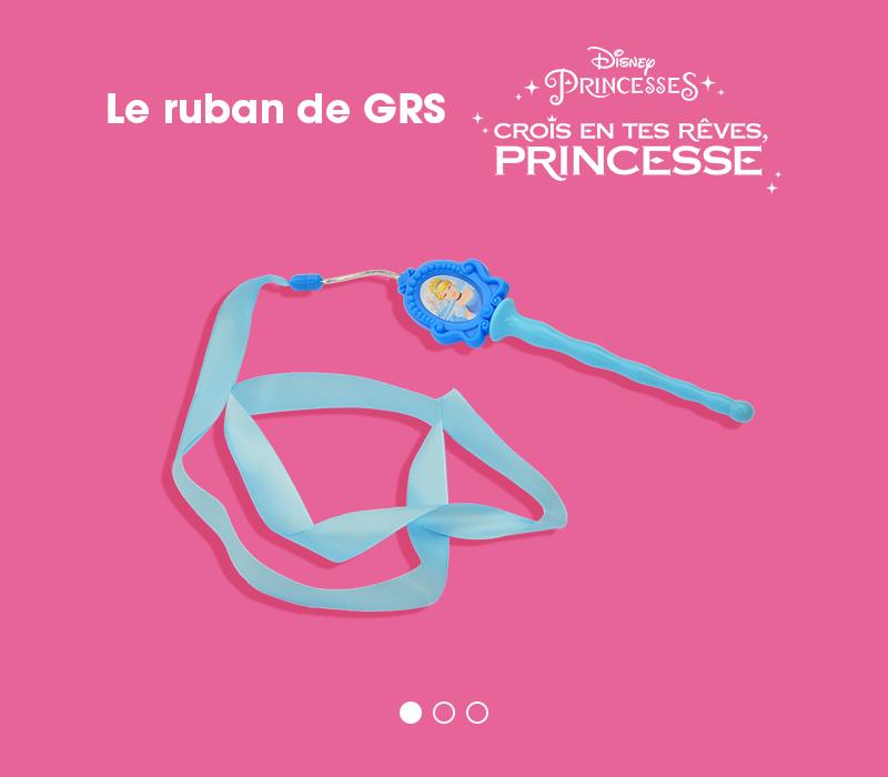 ruban princesse flunch