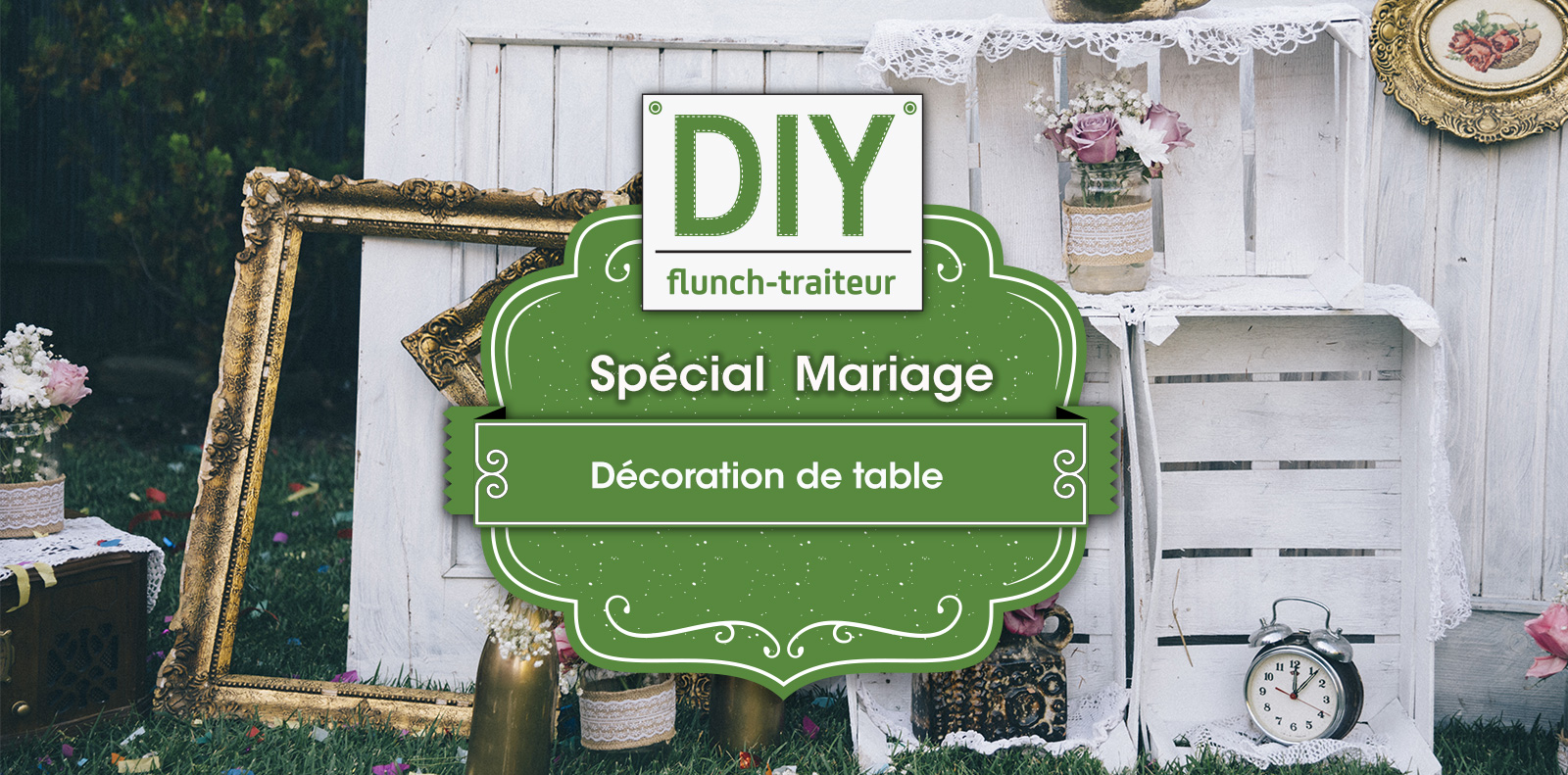 décoration de table diy