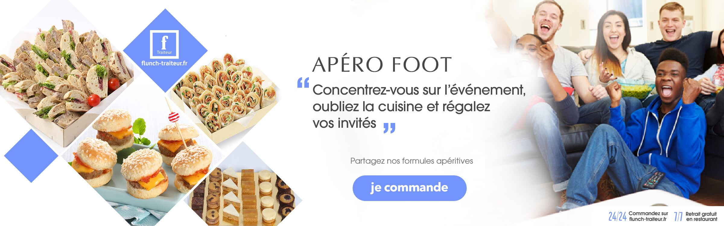 foot flunch traiteur