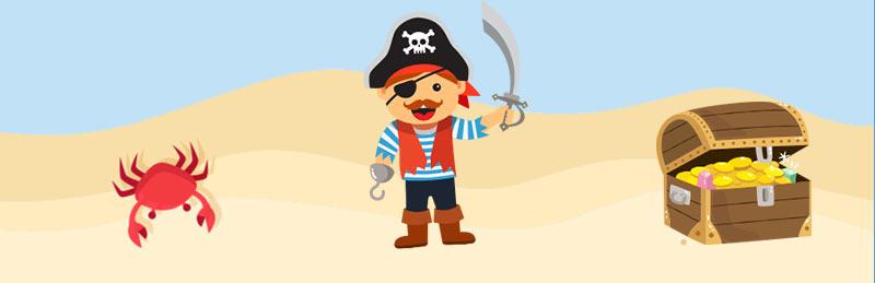 goûter pirates flunch