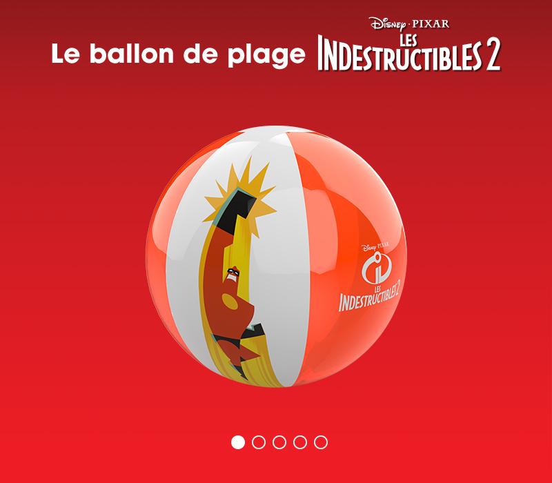 ballon indestructibles flunch