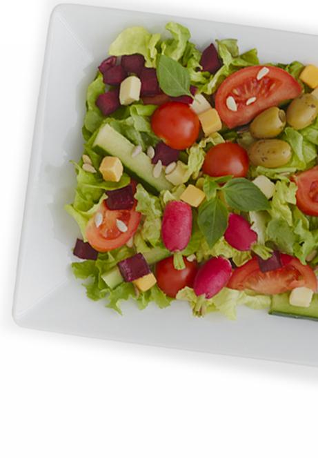salade bar flunch