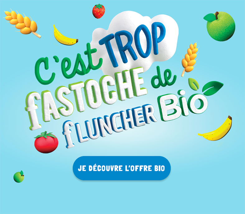 menu enfant bio flunch