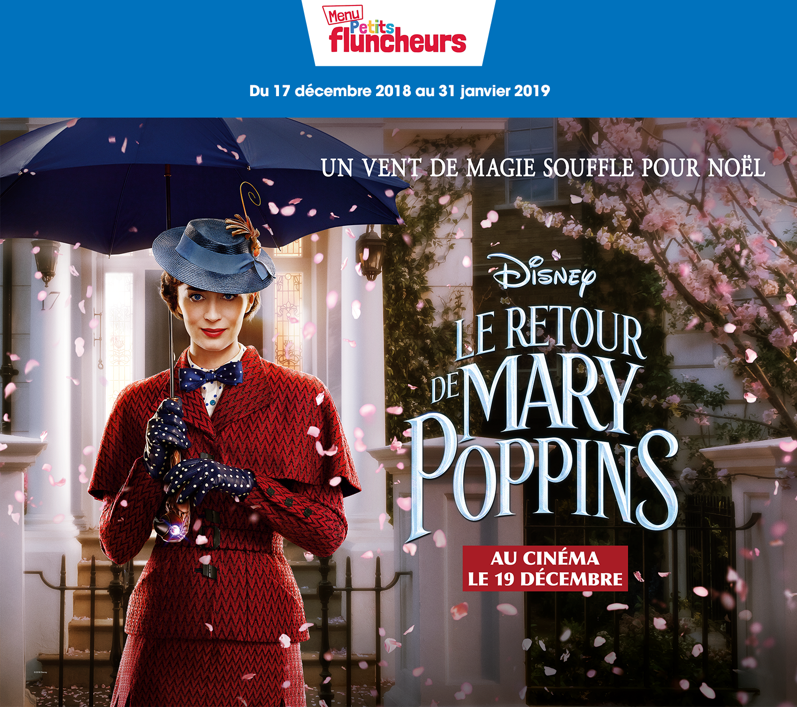 mary poppins flunch