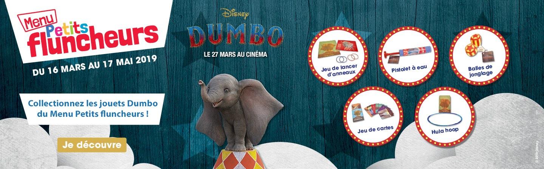 dumbo flunch menu enfants
