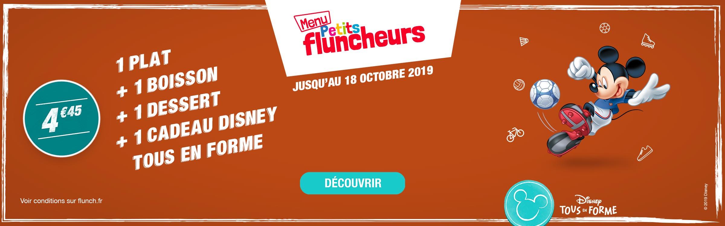 Slider homepage flunch.fr desktop