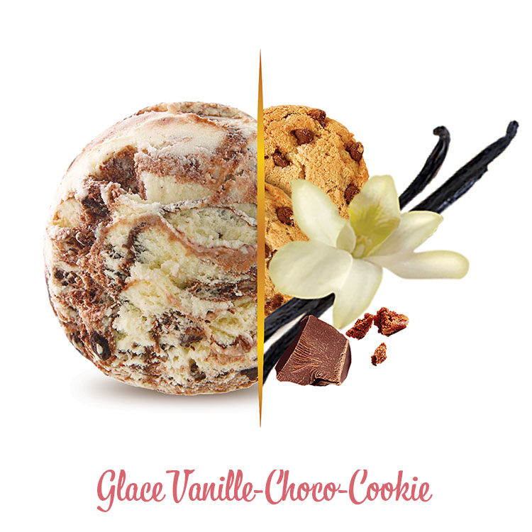 Vanille-choco-cookie