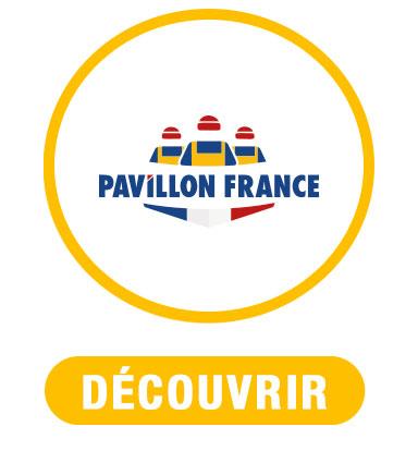 Pavillon france nouveau menu