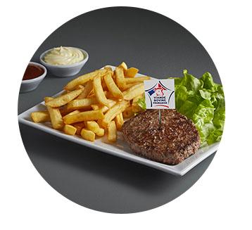 Steak haché façon bouchère VBF