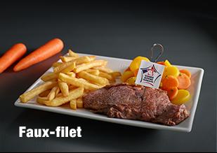 Faux filet viande bovine française