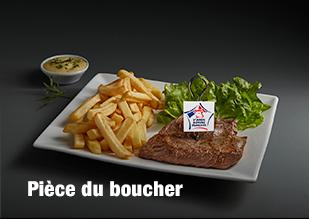 Pièce du boucher viande bovine française