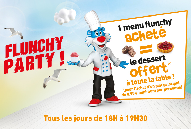 flunchy party
