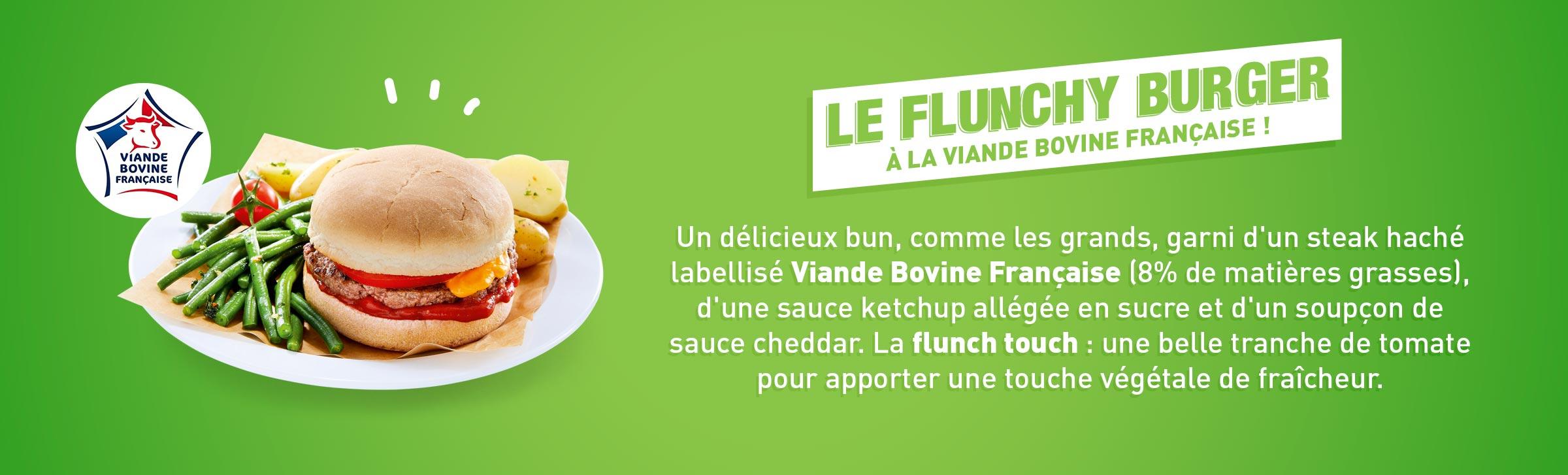 Nouveau menu flunchy