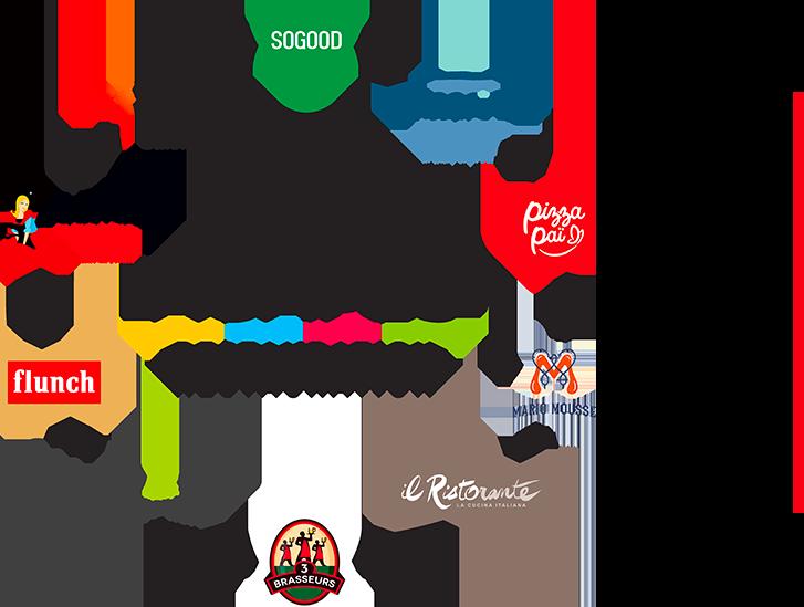 Recrutement - logo Agapes